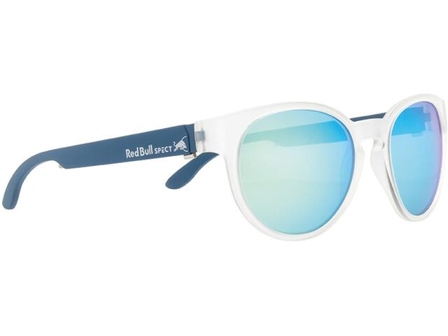 Red Bull SPECT Wing4 Okulary przeciwsłoneczne, white/green